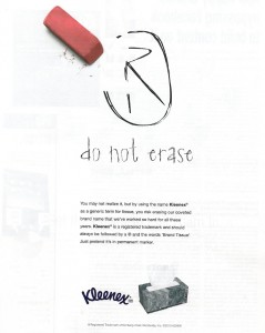 """As seen in the February 14, 2011 """"The Relationship Issue"""" in Advertising Age Magazine"""
