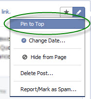 Pin a Post