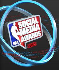 NBA Social Media Awards