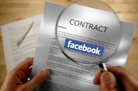 tips for writing facebook terms of service