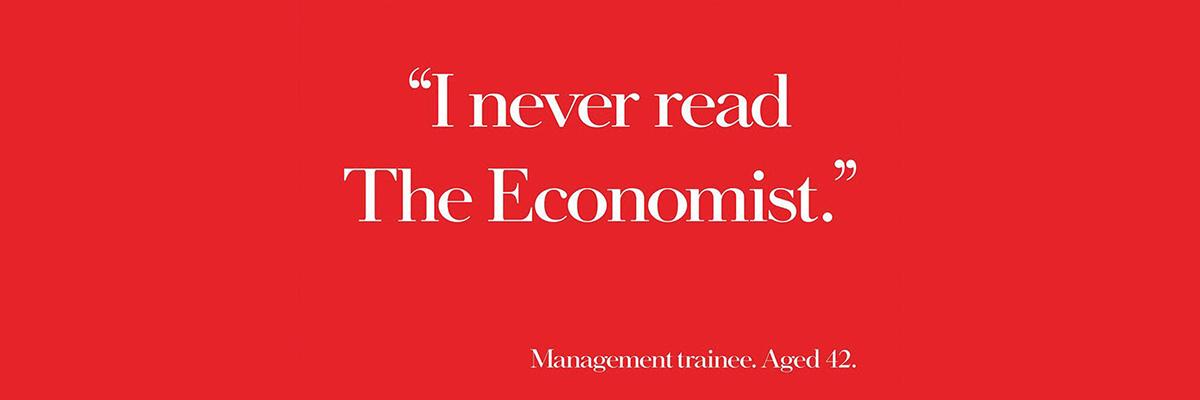 the economist ad